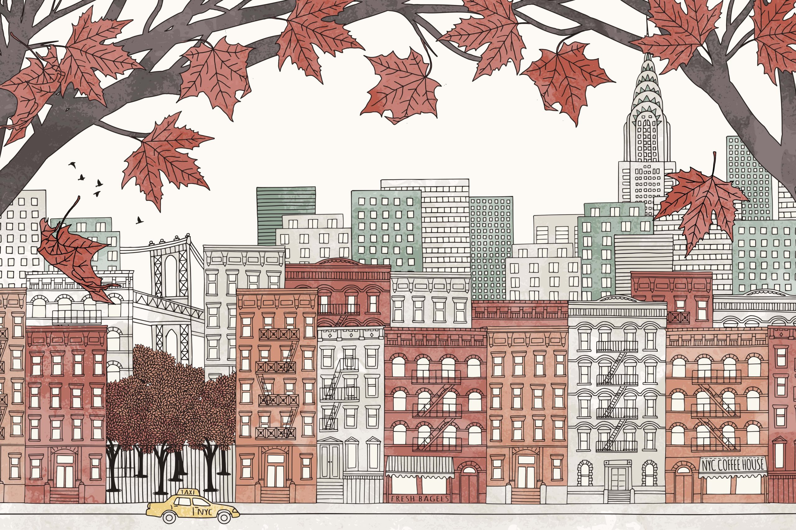 things to do in New York City in Fall